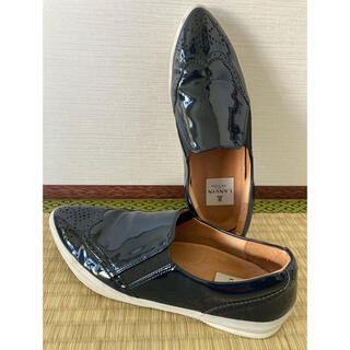ランバンオンブルー(LANVIN en Bleu)のランバンオンブルー  ローファー オックスフォード シューズ(ローファー/革靴)