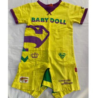 ベビードール(BABYDOLL)のbaby doll ベビードール ロンパース70(ロンパース)