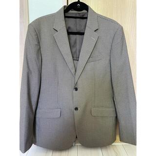 ジーユー(GU)のGU メンズスーツ ジャケット(ナイロンジャケット)