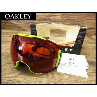 オークリー(Oakley)のオークリー AIRBRAKE XL エアブレイク アジアンフィット ゴーグル(アクセサリー)