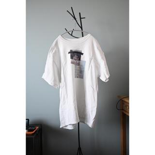 アンユーズド(UNUSED)のelephant tribal fabrics T-shirt(Tシャツ/カットソー(半袖/袖なし))