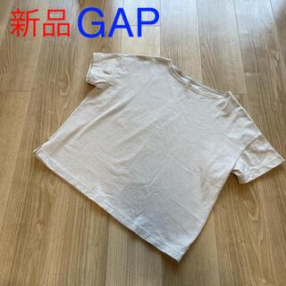 ギャップ(GAP)の【新品】GAP Tシャツ カットソー(Tシャツ(半袖/袖なし))