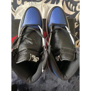 Nike Jordan 1 Royal Toe 28cm(スニーカー)