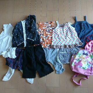 ニットプランナー(KP)の女の子セット 80-90センチまとめ売り(その他)