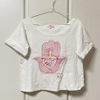 ローズバッド(ROSE BUD)のSHOKO pour MANOUSH Tシャツ(Tシャツ/カットソー(半袖/袖なし))