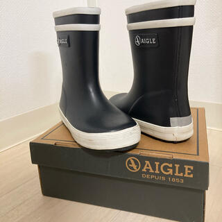AIGLE - 値下げ AIGLE レインブーツ
