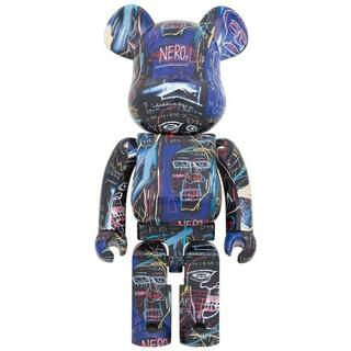 メディコムトイ(MEDICOM TOY)のBE@RBRICK JEAN-MICHEL BASQUIAT #7 1000% (その他)