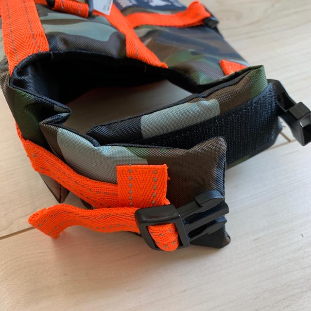 DOG DEPT(ドッグデプト)のDOGDEPTライフジャケット 新品タグ付きXS その他のペット用品(犬)の商品写真