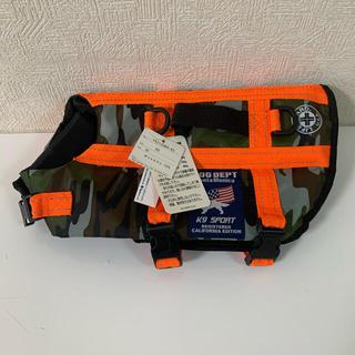 DOG DEPT - DOGDEPTライフジャケット 新品タグ付きXS