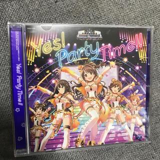 バンダイナムコエンターテインメント(BANDAI NAMCO Entertainment)のYes!PartyTime CD(アニメ)