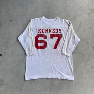 アートヴィンテージ(ART VINTAGE)のUSED t-shirt 70s(Tシャツ/カットソー(七分/長袖))