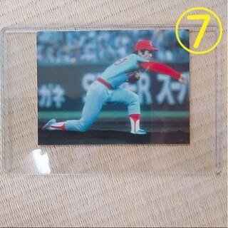 7野球チップスカード 79年 プロ野球カード セントラル・リーグ 広島東洋カープ(スポーツ選手)
