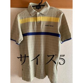 パーリーゲイツ(PEARLY GATES)のPEARLY GATES  半袖 ポロシャツ サイズ 5 パーリーゲイツ(ポロシャツ)