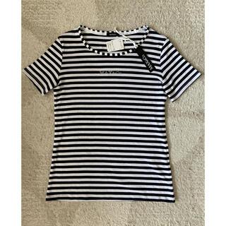 新品未使用 MAX&Co. ボーダー Tシャツ L(M)