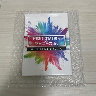 ジャニーズジュニア(ジャニーズJr.)のMステ ジャニーズjr. DVD(ミュージック)