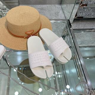 マルタンマルジェラ(Maison Martin Margiela)の超美品  Maison Margiela 婦人靴 (サンダル)