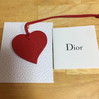Christian Dior - クリスチャンディオール ディオール チャーム キーホルダー