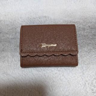 シマムラ(しまむら)の未使用!!しまむら 三つ折財布 ミニウォレット ♪(財布)