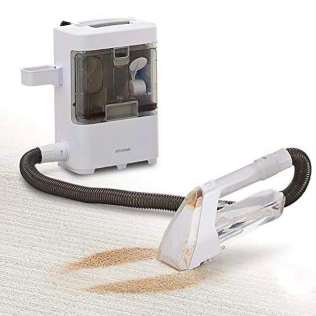 アイリスオーヤマ(アイリスオーヤマ)のアイリスオーヤマ リンサークリーナー  スマホ/家電/カメラの生活家電(掃除機)の商品写真