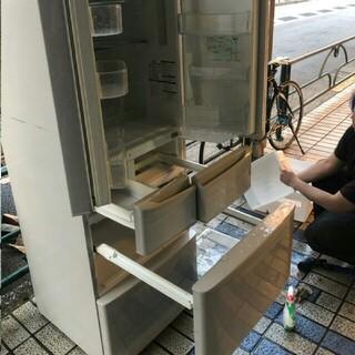 Panasonic 冷蔵庫(洗濯機)