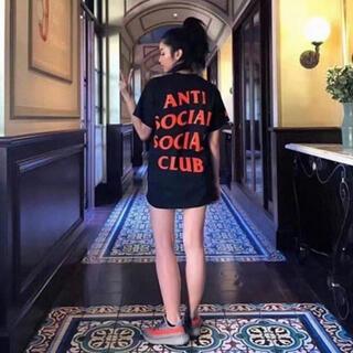 アンチ(ANTI)のアンチソーシャルソーシャルクラブ(Tシャツ/カットソー(半袖/袖なし))