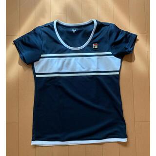 フィラ(FILA)のフィラテニスウェア ゲームシャツ(ウェア)