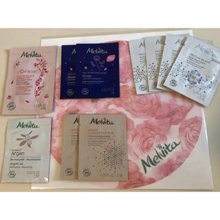 Melvita - メルヴィータ/化粧品 サンプル 10点+シートマスク1点