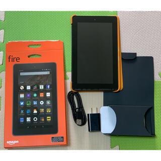 fire タブレット8GB ブラック(第五世代)(タブレット)