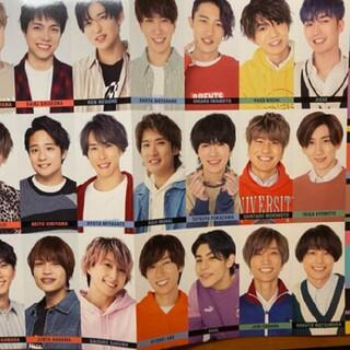 Myojo 2021年6月号 SMILEメッセージカード 厚紙生カード(アイドルグッズ)