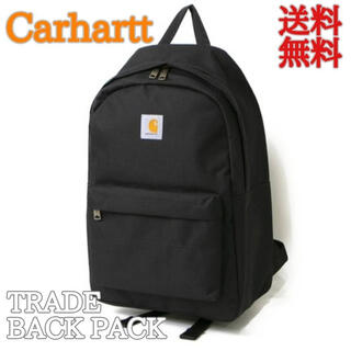 カーハート(carhartt)のカーハート 大人気リュック バッグリュック 黒(バッグパック/リュック)