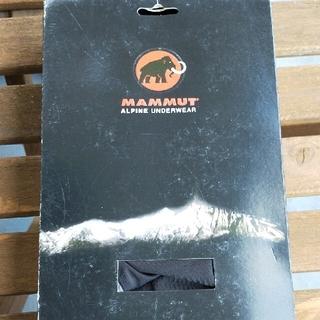 マムート(Mammut)のMAMMUT ALPINE UNDERWEAR ベースレイヤー 上下セット(登山用品)