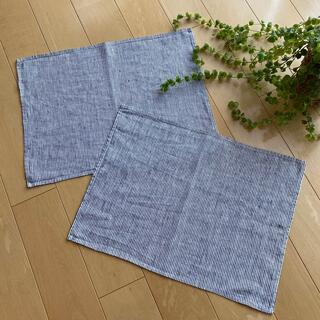 フォグリネンワーク(fog linen work)のfog linen work リネン ランチクロス 2枚セット(テーブル用品)