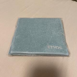 エトヴォス(ETVOS)の最終お値下げ ETVOS ノベルティ タオルポーチ(ポーチ)
