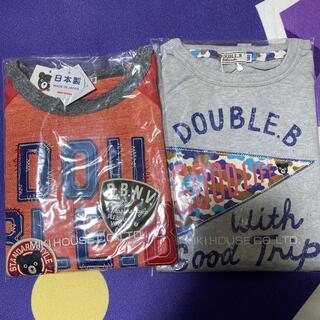 ダブルビー(DOUBLE.B)のダブルB 長袖140(Tシャツ/カットソー)