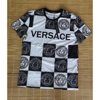 ヴェルサーチ(VERSACE)のTシャツ 英字  VERSACE(Tシャツ/カットソー(半袖/袖なし))