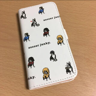 soccer junky iPhoneケース(記念品/関連グッズ)