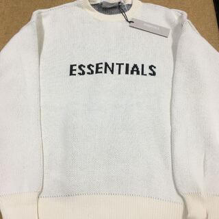 FEAR OF GOD - ESSENTIALS FEAR OF GODニットセーター S