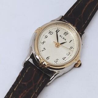 アルバ(ALBA)の【正規品】セイコー アルバ レディース 腕時計 (腕時計)