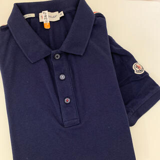 MONCLER - モンクレールメンズ半袖ポロシャツ