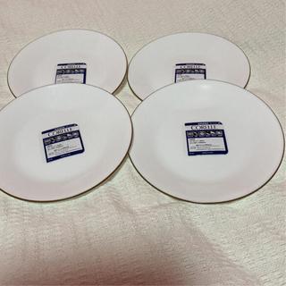 コレール(CORELLE)のコレール プレート皿 4枚 新品(食器)