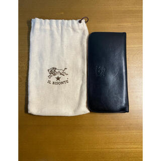 IL BISONTE - イルビゾンテ 二つ折り長財布