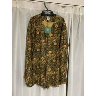 エスツーダブルエイト(S2W8)のsouth2west8  V Neck Army Shirt サイズL(シャツ)