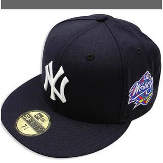 ニューエラー(NEW ERA)の【新品2個セット】NEW ERA  59FIFTY CAP ヤンキース 別注品(キャップ)