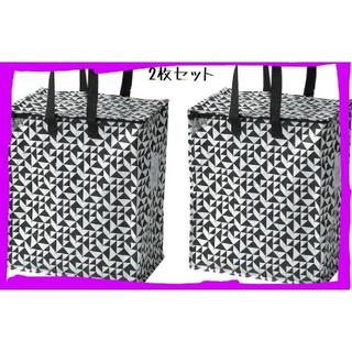 イケア(IKEA)のイケア新品IKEA クナラ エコバッグ 収納 袋 トートバッグ ♪大容量(押し入れ収納/ハンガー)