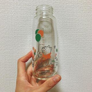 クマノプーサン(くまのプーさん)の哺乳瓶プーさん(哺乳ビン)