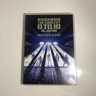 ビッグバン(BIGBANG)のBIGBANG10 THE CONCERT:0.TO.10 IN JAPAN+B(ミュージック)