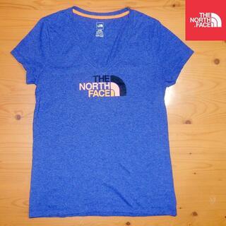ザノースフェイス(THE NORTH FACE)のTHE NORTH FACE ノースフェイス レディースTシャツ M(Tシャツ(半袖/袖なし))