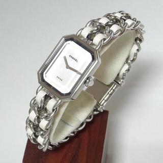 CHANEL - 美品⭐️シャネルCHANEL プルミエール シェル文字盤 腕時計