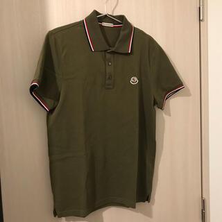 MONCLER - 【新品未使用】モンクレール ポロシャツ 本国購入