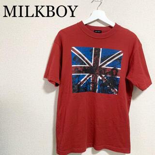 ミルクボーイ(MILKBOY)のMILKBOY ミルクボーイ Tシャツ メンズ(Tシャツ/カットソー(半袖/袖なし))